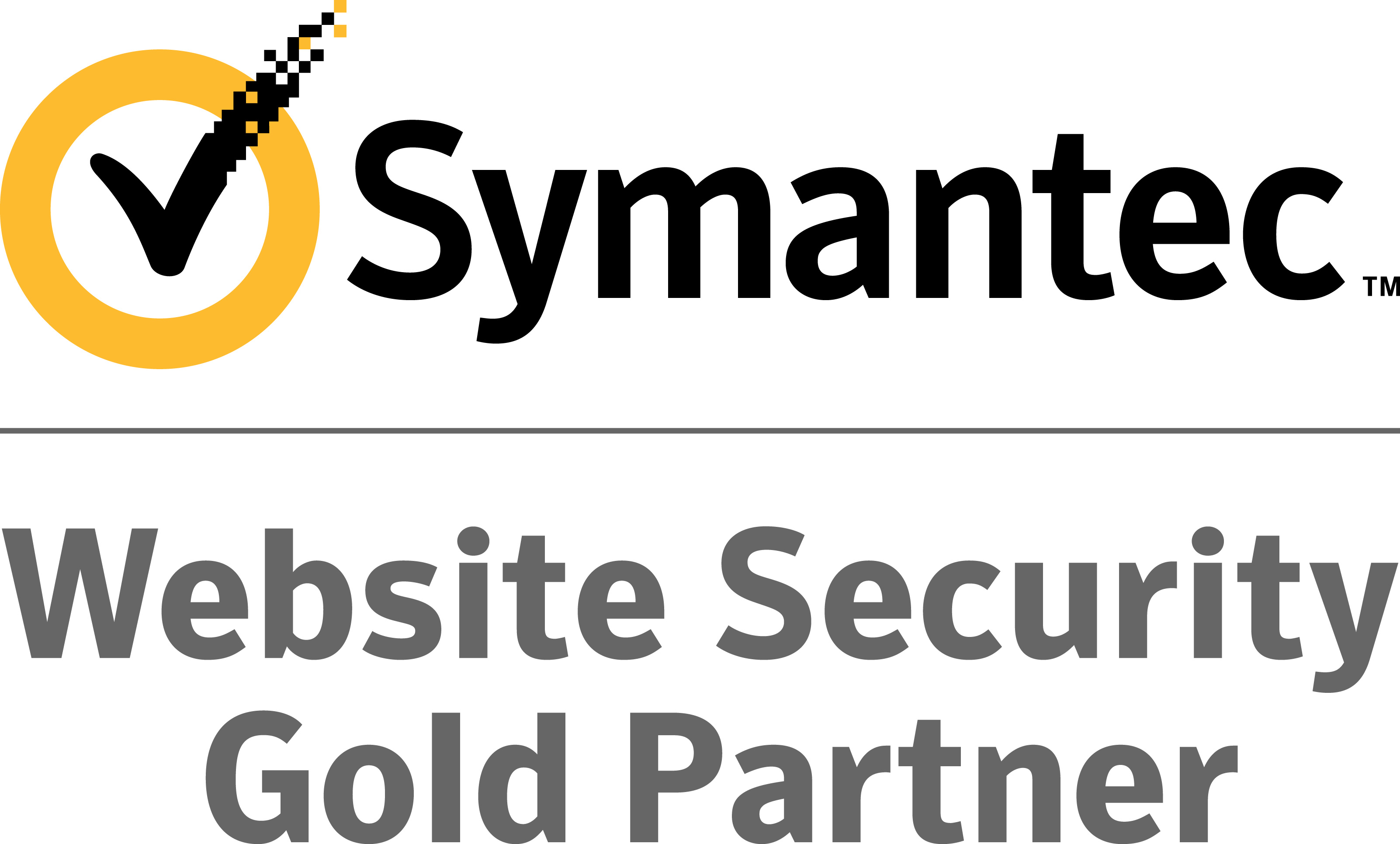 Symantec Website Security Gold Partner